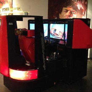 Ferrari Challenge Racing Simulator Game web