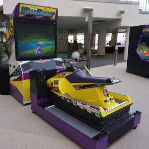 SEGA Wave Runner Simulator