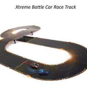 Xtreme Battle Car Race Track
