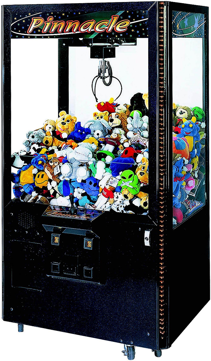 Sell your coin operated crane game for the most cash at We