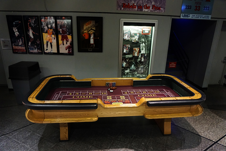 Stupendous Craps Table Standard 24 Seven Productions Beutiful Home Inspiration Ommitmahrainfo