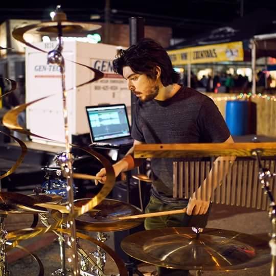 dj percussionist