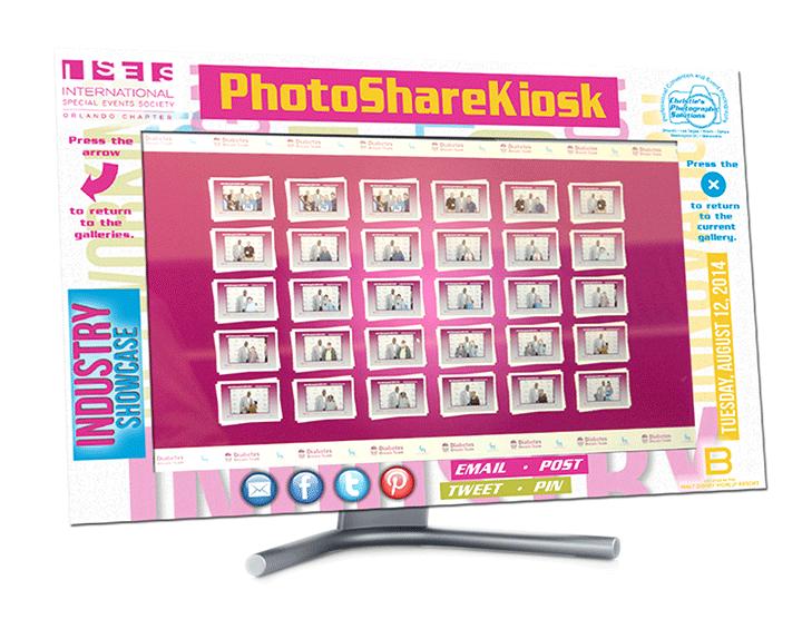PhotoShare Kiosk