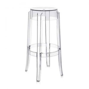 Clear Cut Barstool
