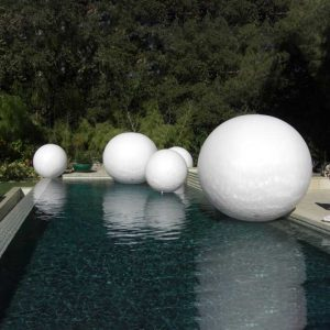Giant Pool Spheres