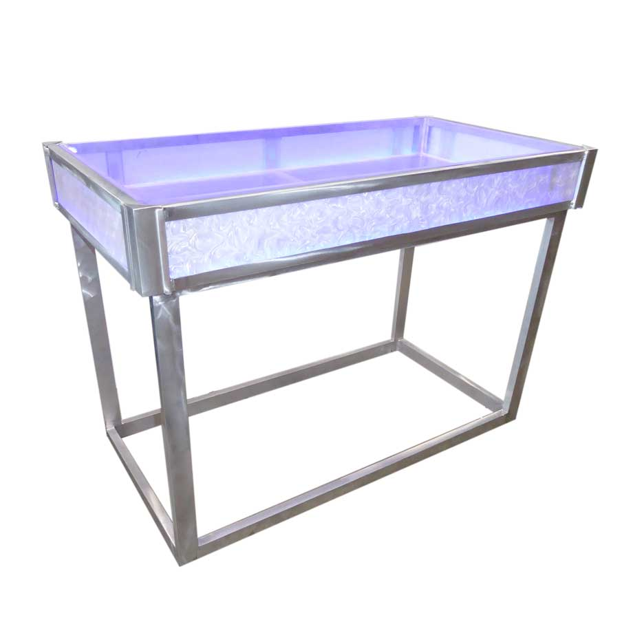 LED Ice Trough