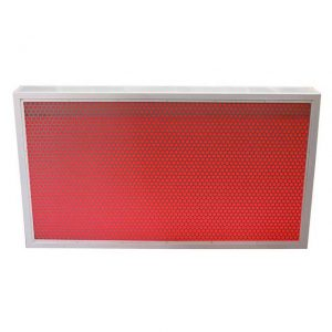 Perforated Red