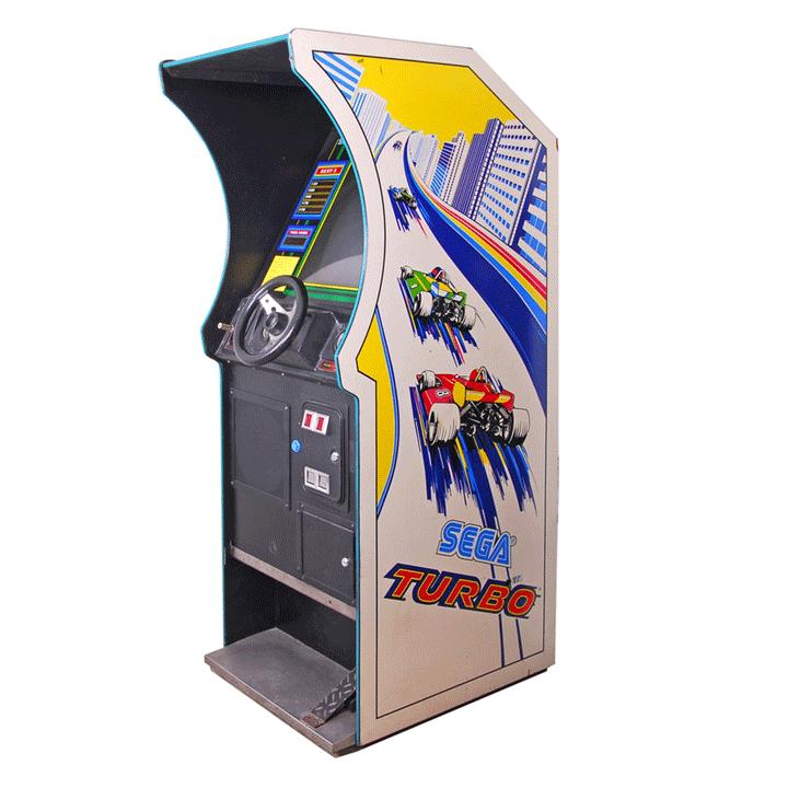 Sega Turbo