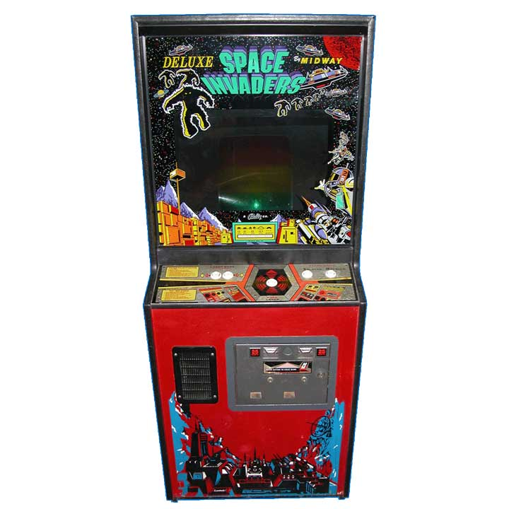 Space Invaders Deluxe