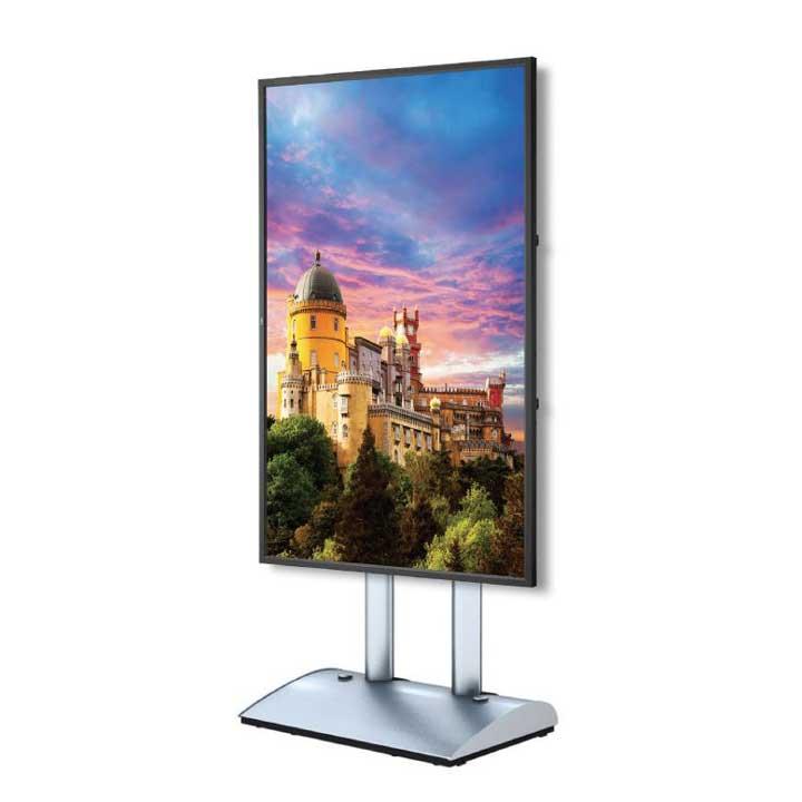 100 LED 4k UHD Display on Stand