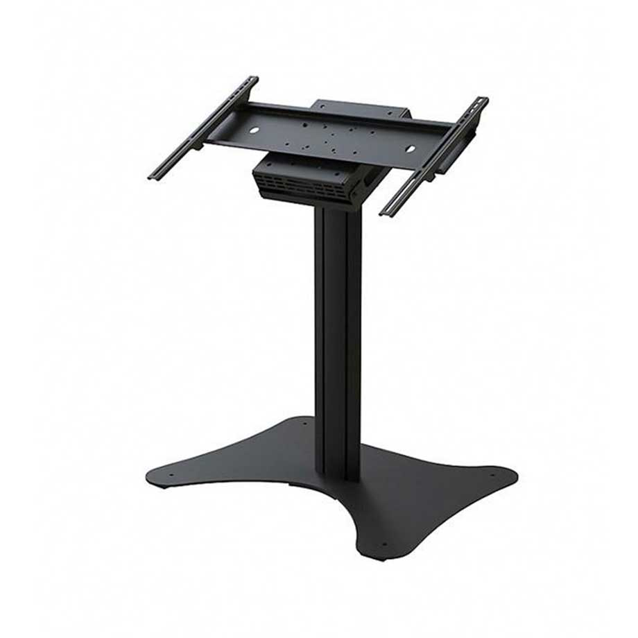 Kiosk Stand For Flat Panel Displays