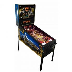 The Lord of The Rings Pinball