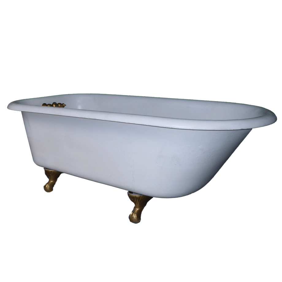 Bath tub prop
