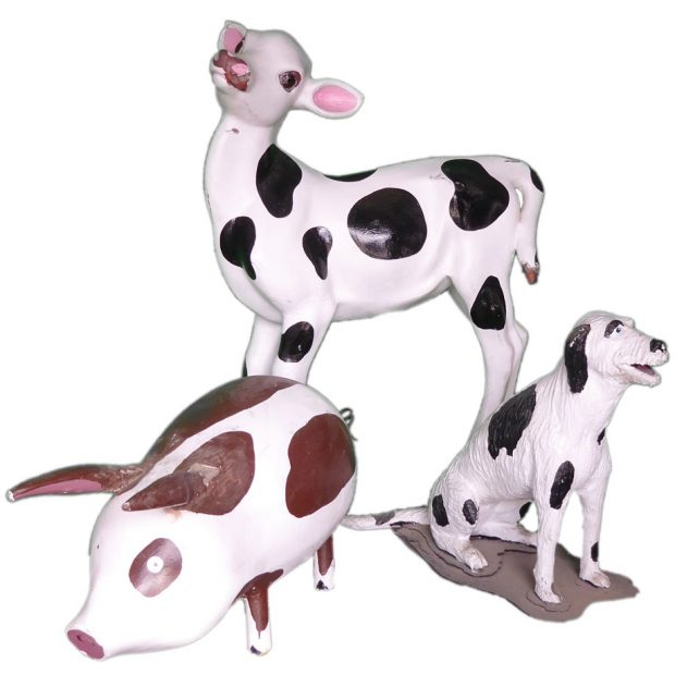 Farm Animal Props