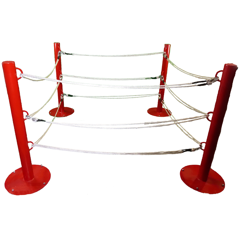 Boxing Ring Prop