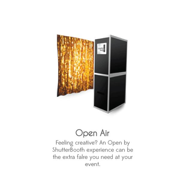 Open Air Photobooth