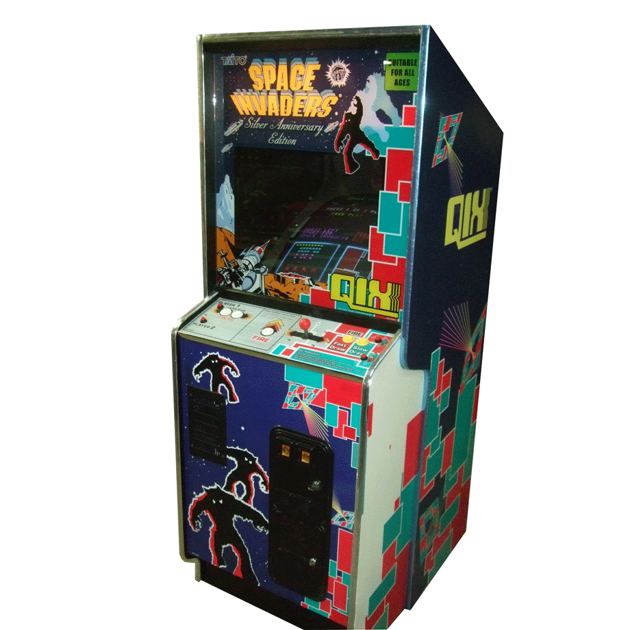 Space Invaders Silver Anniversary