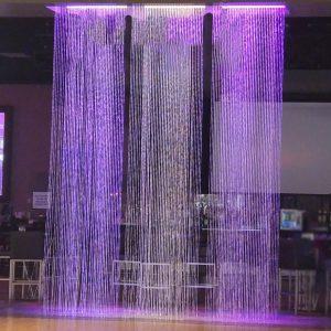 LED Crystal Columns