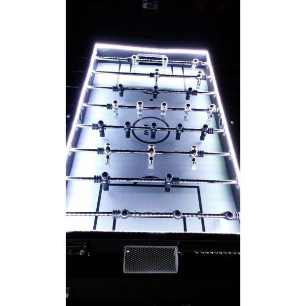 LED Foosball Table