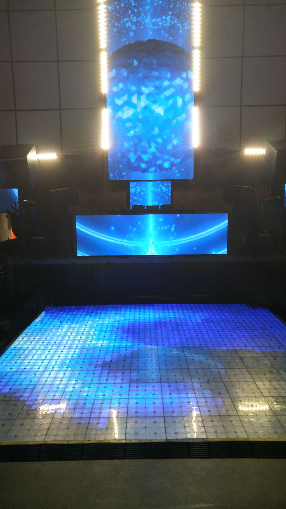 Las Vegas Led Dance Floor Rental 24 Seven Productions