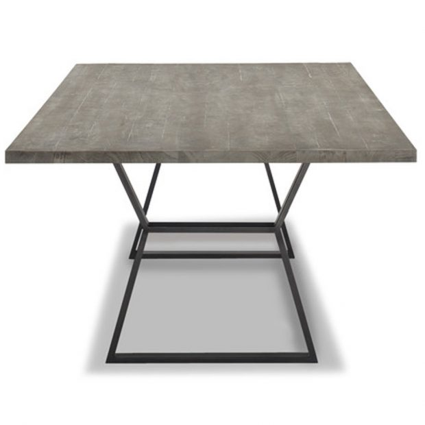 brio dining table side view