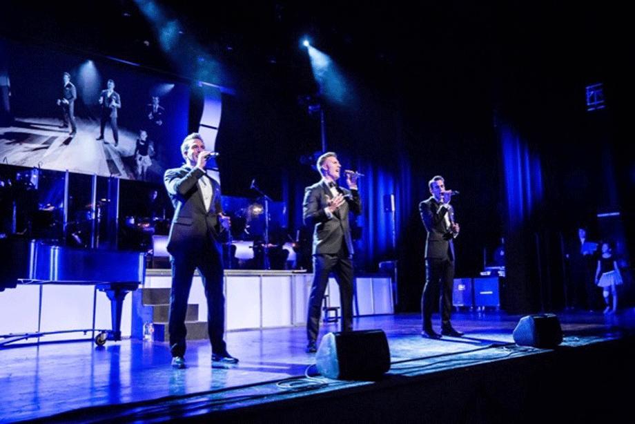 GENTRI The Gentleman Trio