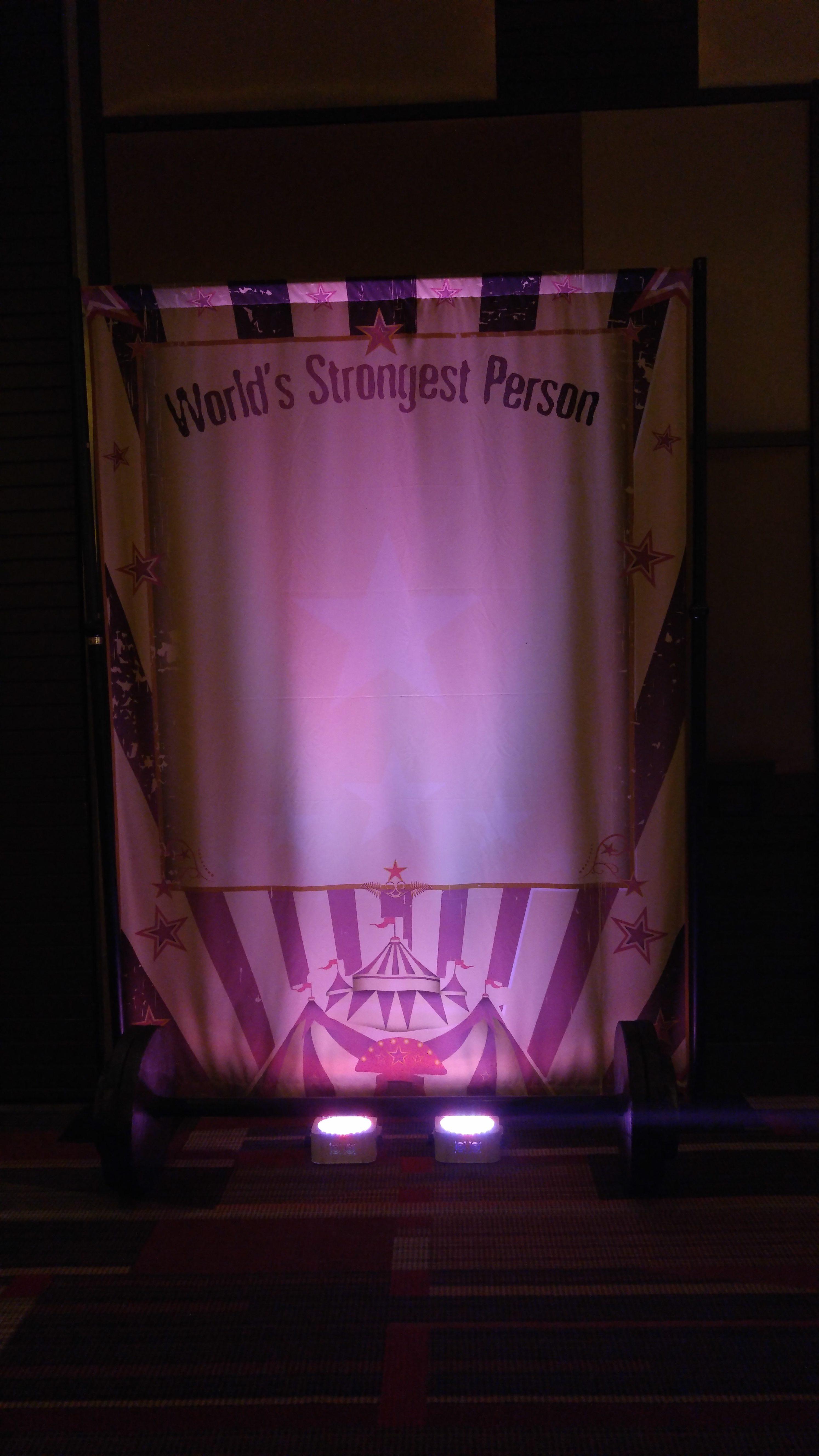 circus banners