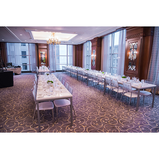 Aspen dining table banquet