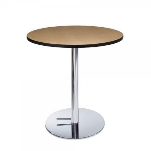 36 Round Cafe Table w/ Hydraulic Base