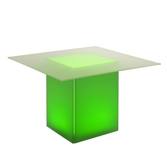 kool. GLO Café Table - 48″