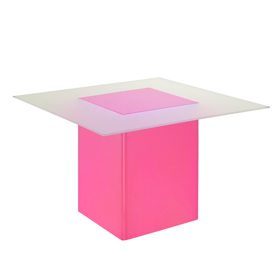 kool. GLO Café Table - 48″