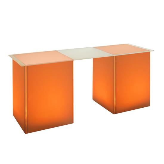 kool. GLO Café Table – 72″