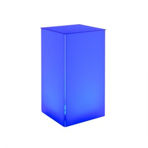 kool GLO 42in Pedestal Blue