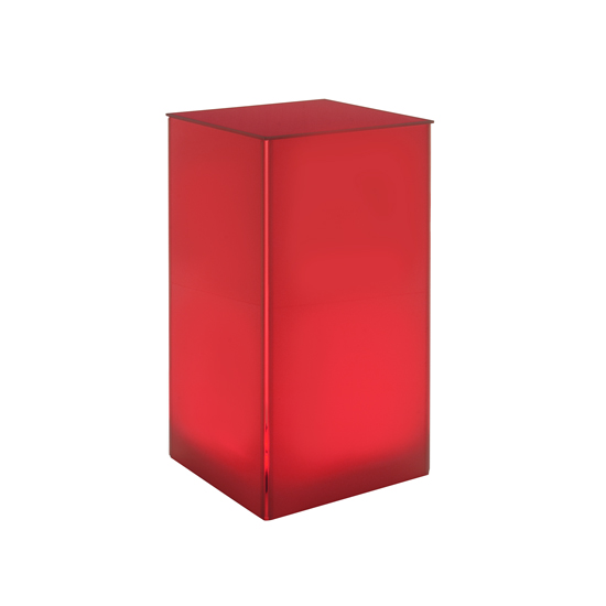 kool GLO 42in Pedestal Red