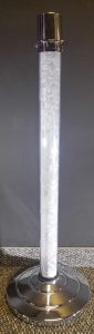 White Pearl Stanchion