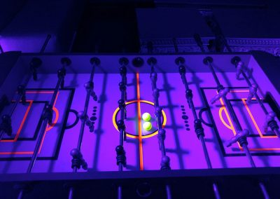 Arcade and Games Foosball