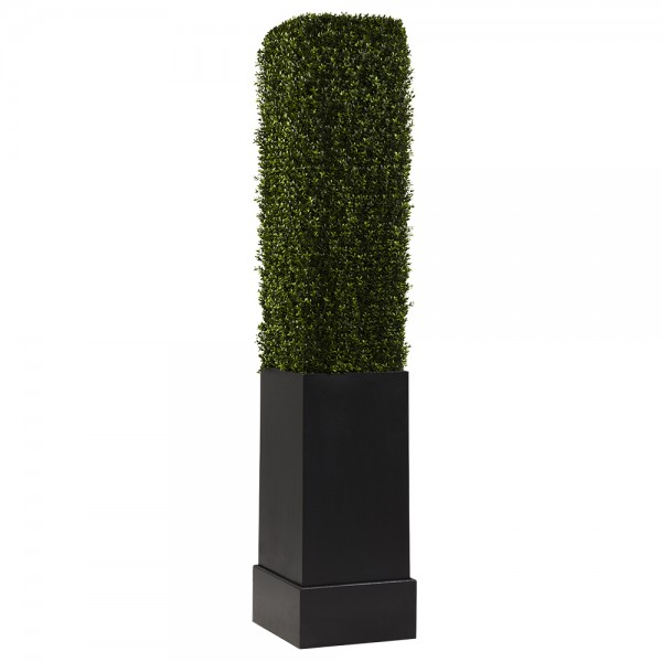 Boxwood Column, 7'