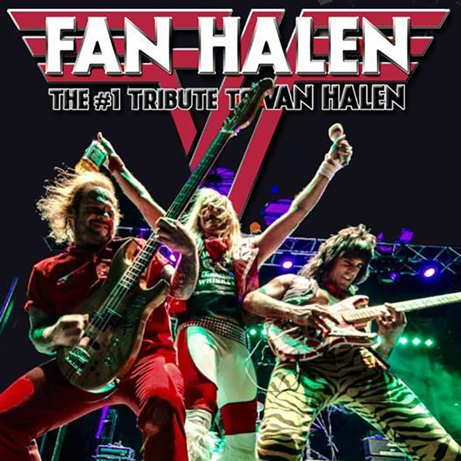 Fan Halen Tribute