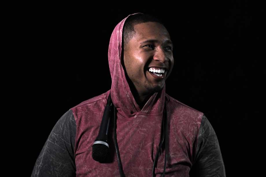 Jay R Beatbox mic