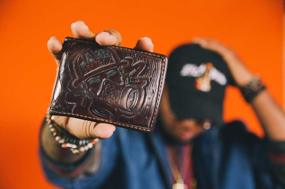 Jay R Beatbox wallet
