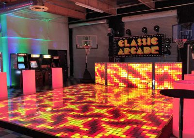 LED Dance Floors