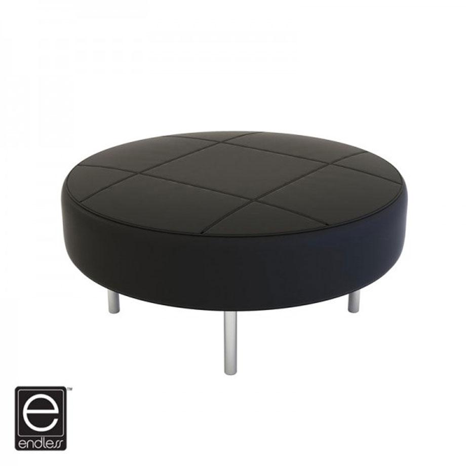 Endless Round Ottoman