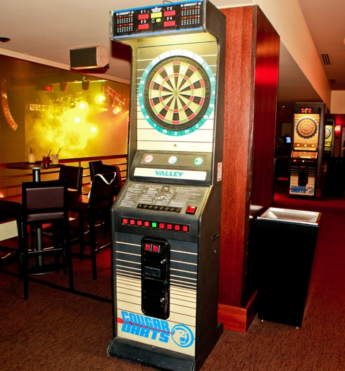 Electronic Dart Board 24 Seven Productions