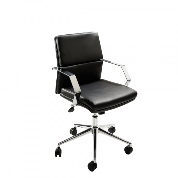 Pro Executive Mid Back High Chair