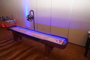 12-ft Shuffleboard Table