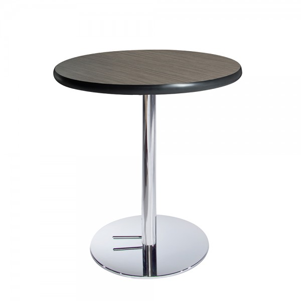30 Round Madison Cafe Table w Hydraulic Base