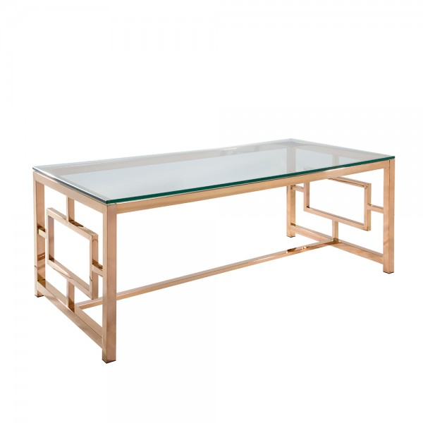Hayworth Cocktail Table, Glass