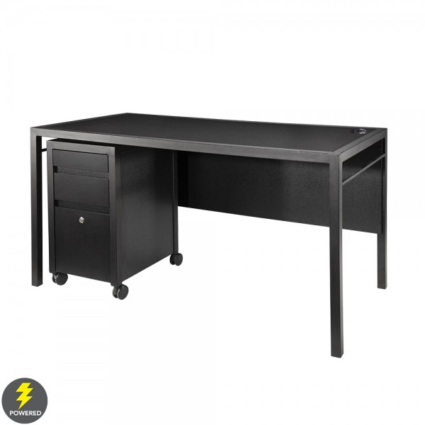 Tech Desk, Powered