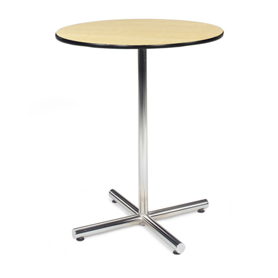 36 Round Bar table