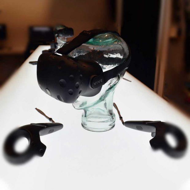 Custom VR Exp headset